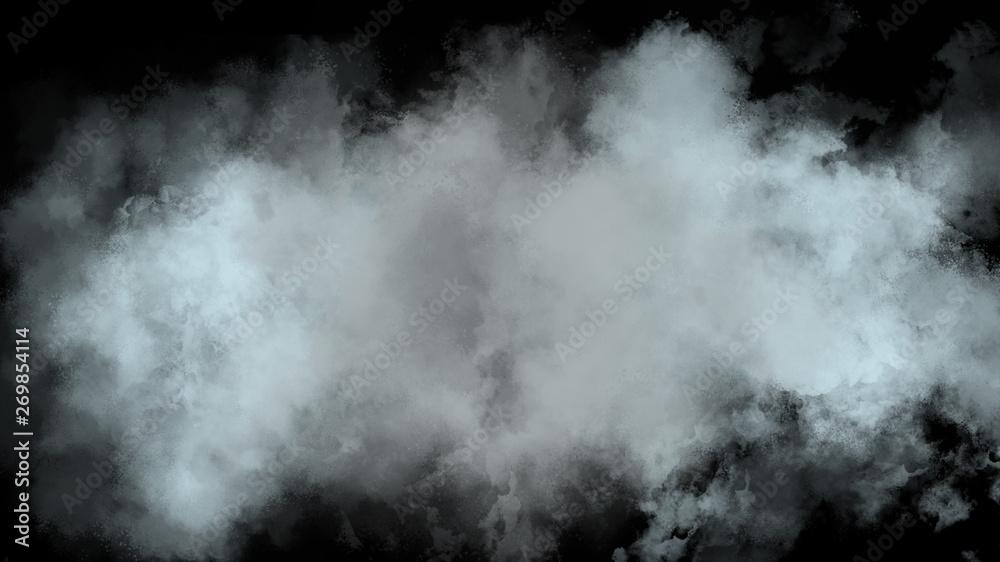 Fototapety, obrazy: Beautiful background and wonderful clouds