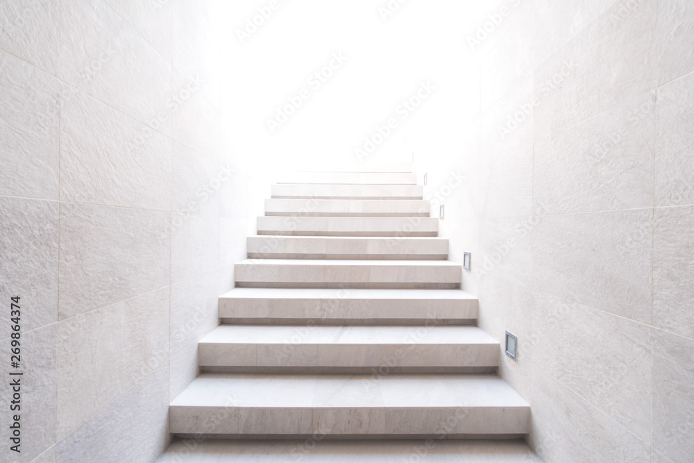 Fototapety, obrazy: Stairway to the light