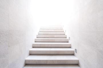 Fototapeta na wymiar Stairway to the light