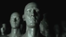 3D Render. Cloning Humanoid Fi...