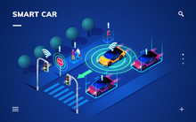 Driverless Or Self Driving Car...