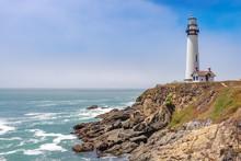 Pigeon Point Lighthouse: Built...