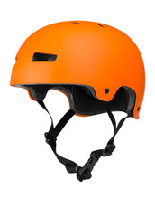 Bicycle Helmet On White Background