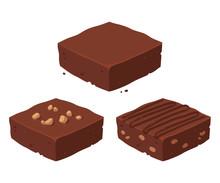 Chocolate Brownie Set