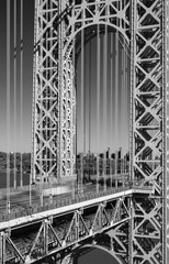 Fototapeta Mosty George Washington Bridge.