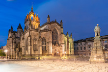 St Giles' Cathedral Edinburgh ...