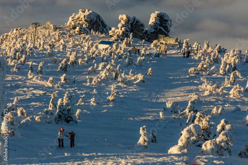 Fototapeta Karkonosze - Góry Sudety obraz