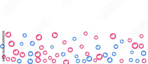 Fotografía  Social Network marketing like and heart icon