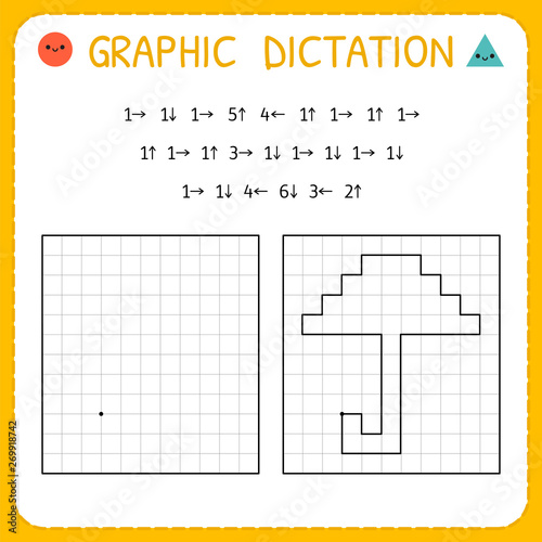 Photo Graphic dictation