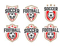 Soccer Classic Vector Emblems ...