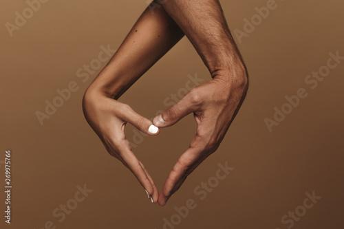 Fototapeta Symbol of love