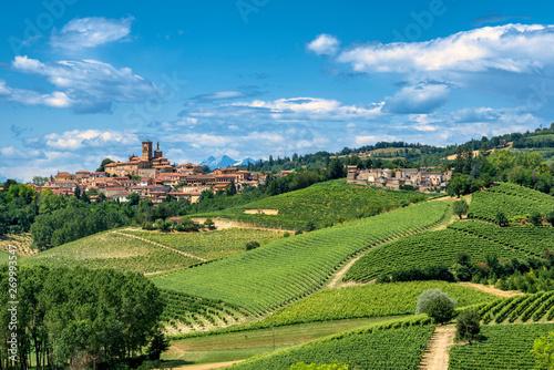 Monferrato (Italy) Fotobehang
