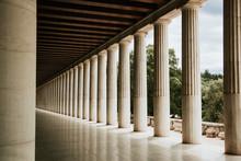 Greek Architecture Columns In ...