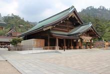 Shinto Shrine - Izumo- Japan