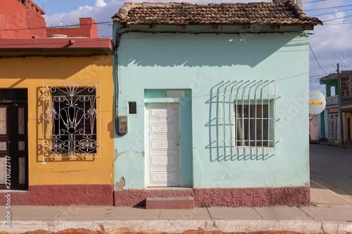 Kleines Hostal in Trinidad, Kuba Wallpaper Mural