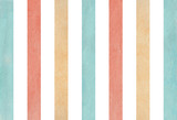 Watercolor striped background. - 270050768