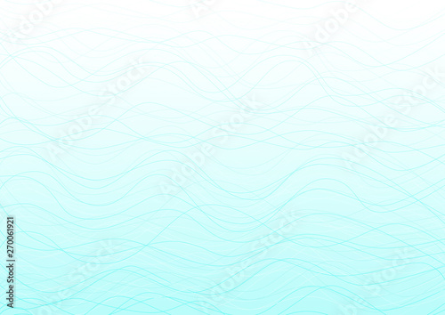 水 水流 イメージ 抽象的 イラスト グラデーション Adobe Stock でこの
