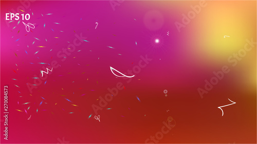 Creative abstract space background picture mesh.