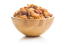 Spicy Flavoured Nuts. Mix Of N...