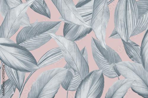 Obraz Tropical foliage background - fototapety do salonu