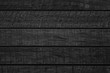 Black wood wall texture and background