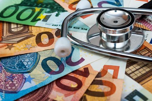 Photo  Kosten der Krankenkassen in Deutschland