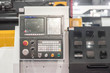 Automatic control panel, large machines