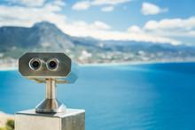 Binocular Spyglass For Viewing Attractions