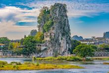 Fubo Hill In Guilin