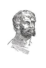 Portrait Of Seneca Roman Philo...