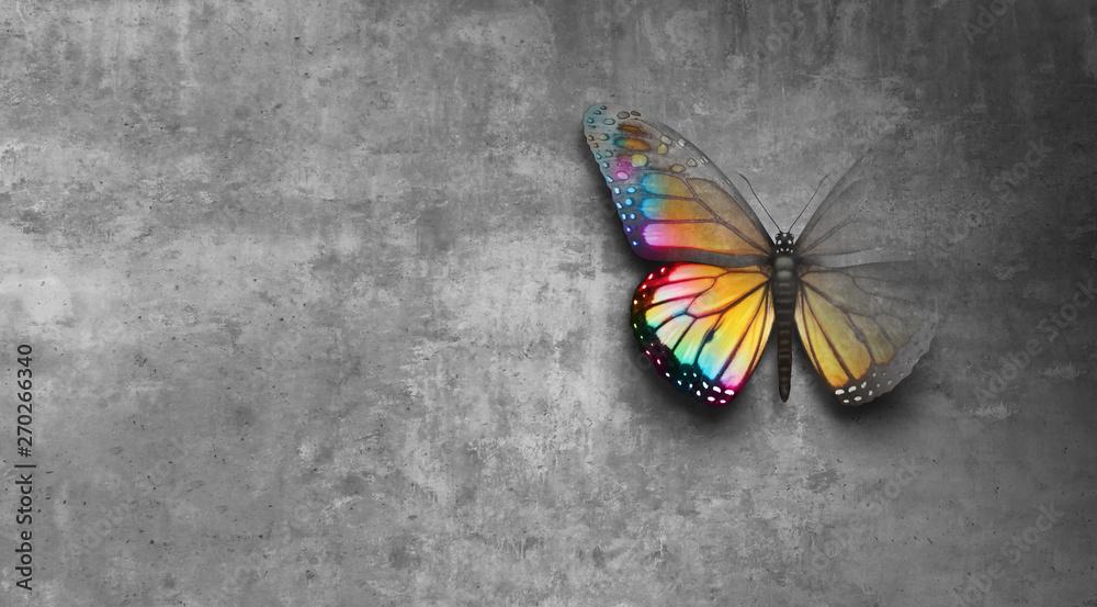 Fototapeta Concept Of Hope