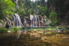Hanging Lake - Colorado Waterfall