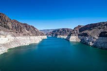 USA, Nevada, Hoover Dam