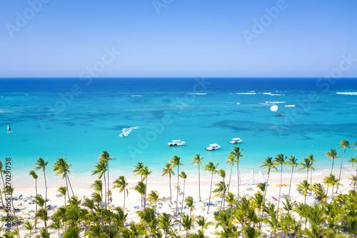 Fotomural Summer holidays. Travel destination