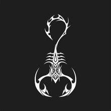 Scorpion Logo Vector Illustrat...
