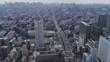 東京のビル群と道路