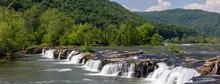 The Sandstone Falls, In The Ne...