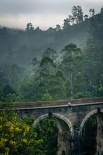 Ella Nine Arch Bridge Sri Lanka
