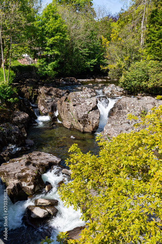 Valokuvatapetti Betws y Coed, Conwy, Wales