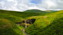 Svartifoss Waterfall In The Sk...