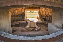 Inside Abandoned Italian Bunker