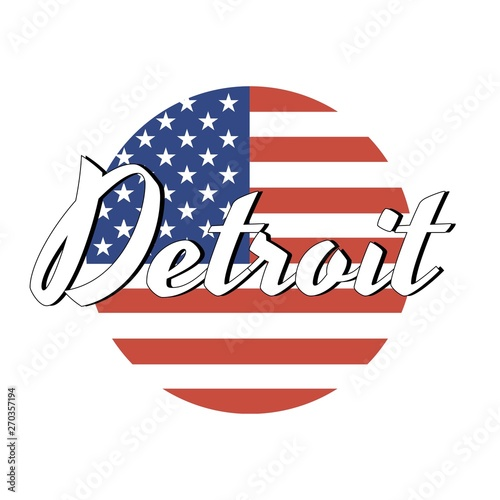 Image result for Detroit, USA name