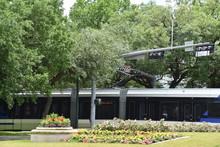 METRORail In Houston, Texas