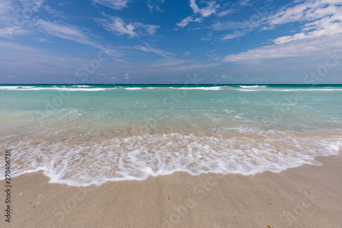 Photo  Strand auf Varadero, Kuba