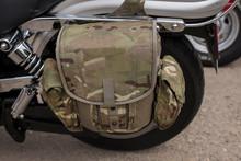 Seitentasche, Motorrad