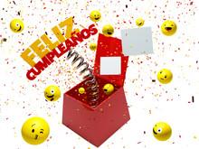 Feliz Cumpleanos Happy Birthda...