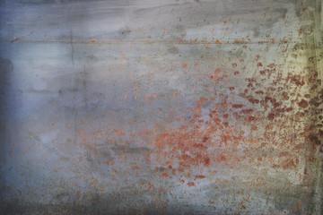 FototapetaRusty Steel Panel Texture