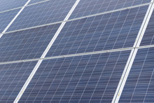 Solar Panels Photovoltaic Renewable Energy Source Background