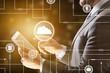 Information communication corporate technology accounting affiliate analyze