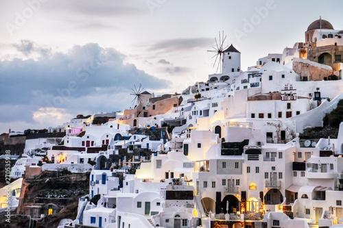 Foto  Beautiful view of resort city